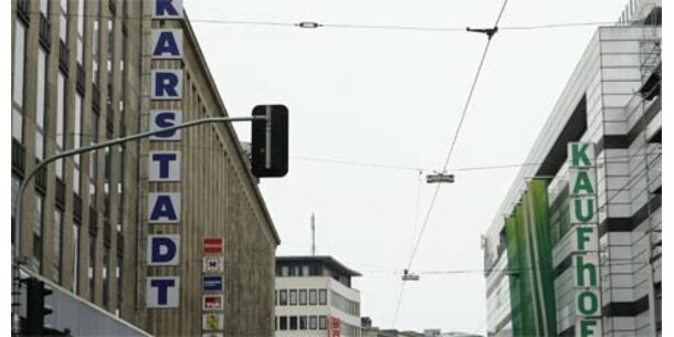 Karstadt und Kaufhof vor Fusion