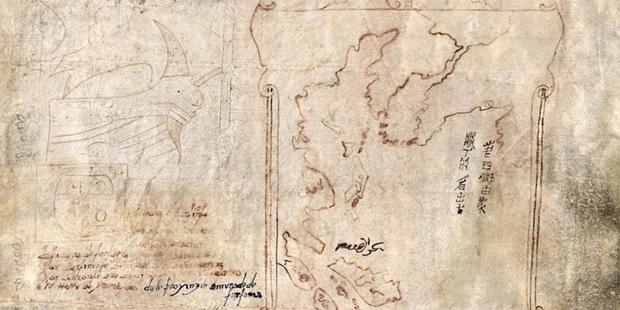 Marco Polo Karte