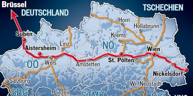 Brüssel-Bomber: Spur führt nach Österreich