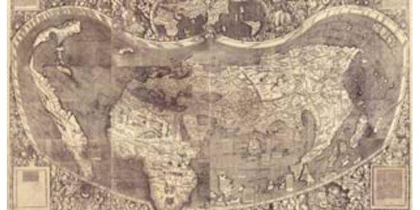 Erste Karte der Neuzeit gibt Rätsel auf