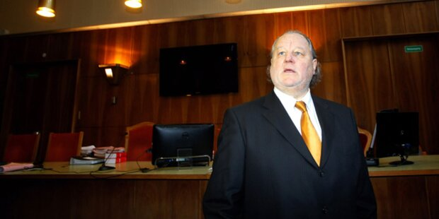 5 Jahre Haft für Hannes Kartnig