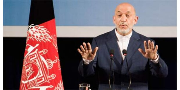 Karzai über USA verstimmt