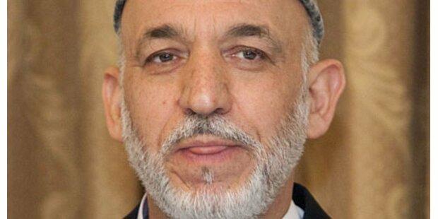 Karzai wehrt sich gegen zweiten Wahlgang
