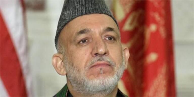 Afghanistan: Karzai will früheren NATO-Abzug