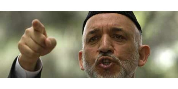 Karzai will Taliban in Pakistan jagen
