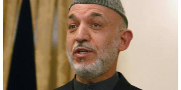 Karzai neuer afghanischer Präsident
