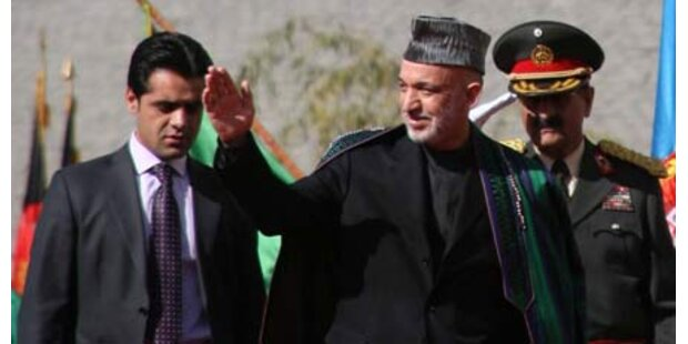 Karzai reicht Aufständischen die Hand