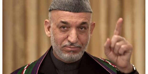 Familienfehde im Hause Karzai