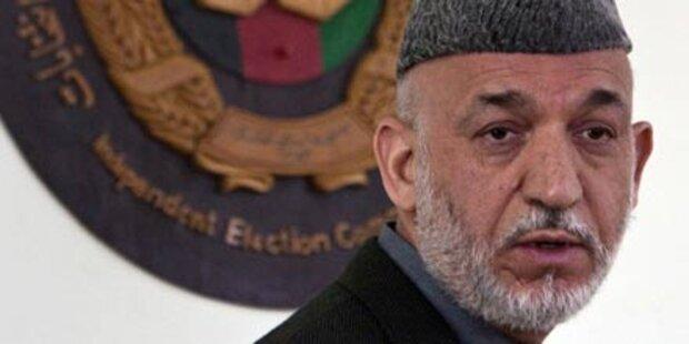 Ist Hamid Karzai drogensüchtig?