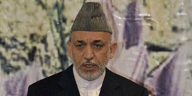 Karzai: NATO-Rakete tötet 52 Zivilisten