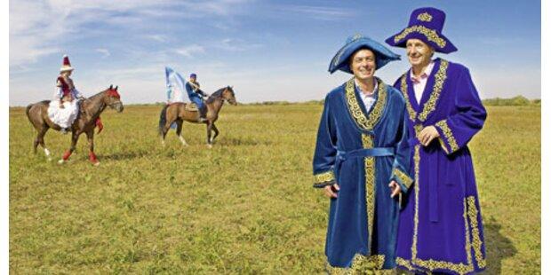 Bartensteins geheime Kasachstan-Deals