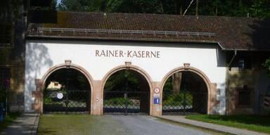 Rainerkaserne in Salzburg