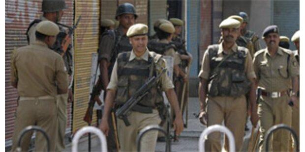 Blutiges Ende des Geiseldramas in Kashmir