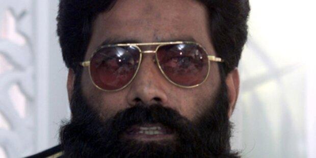 Pakistanischer Top-Terrorist getötet