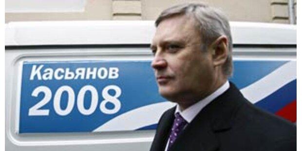 Ex-Premier klagt über Behinderung vor Wahlen