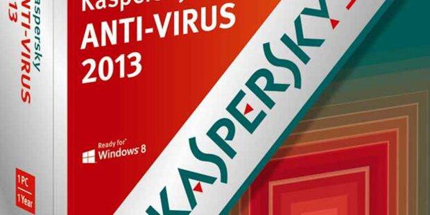 Kaspersky zeigt neue Antiviren-Programme