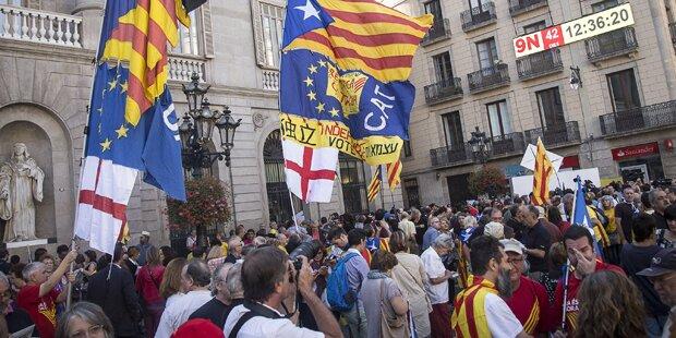 Madrid: Aus für Katalonien-Votum
