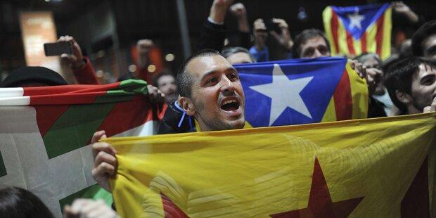 Katalonien: 80,7% für Abspaltung