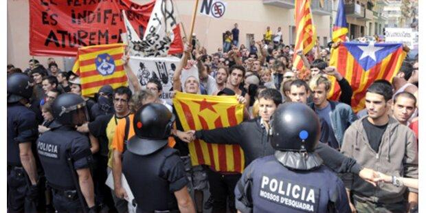 Katalanische Stadt