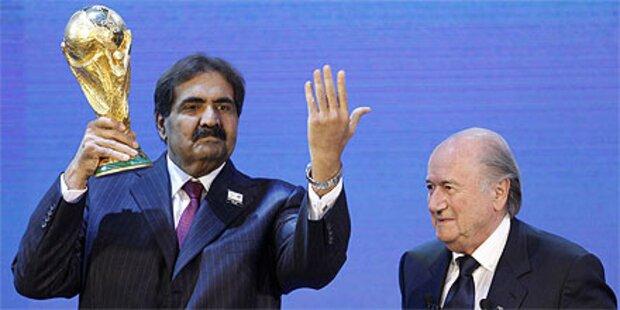 WM-Gastgeber Katar