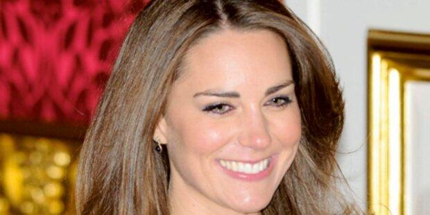 Kate muss jetzt Prinzessin üben