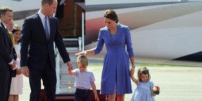 Krönender Abschluss: Die Royals besuchen Hamburg