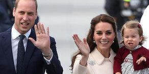 Herzogin Kate und Prinz William: Geburtstermin steht fest