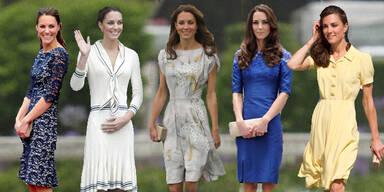 Kates bestes Outfit: stimmen Sie ab!
