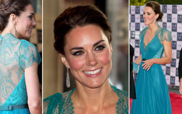 Herzogin Kate: Sie wird immer schöner