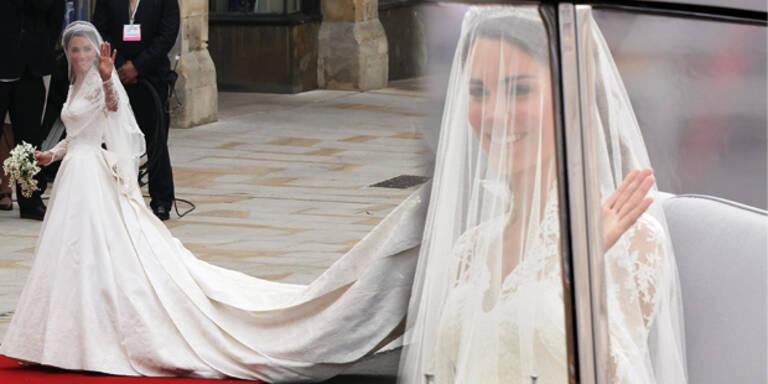 Das Brautkleid von Lady Gaga Designerin