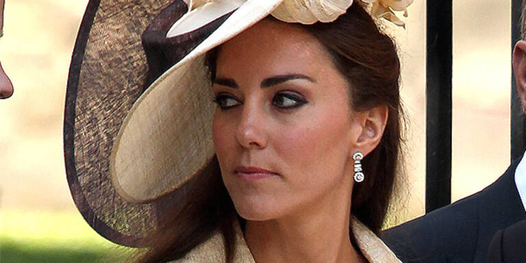 Kate wehrt sich gegen Mager-Gerüchte