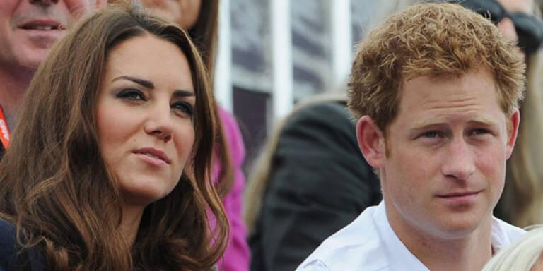Harry: Er holt sich Liebestipps von Kate