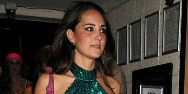 Kate als wilder Partyhase