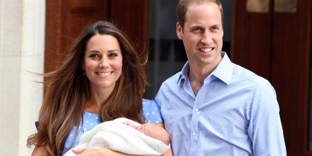 Kate: Die ersten Wochen mit Baby George