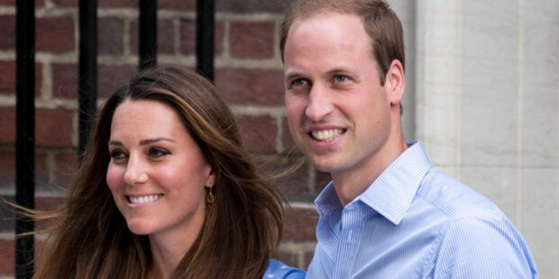 Kate fühlt sich ohne William einsam