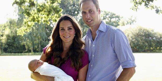 Prinz George: Große Reise nach Australien