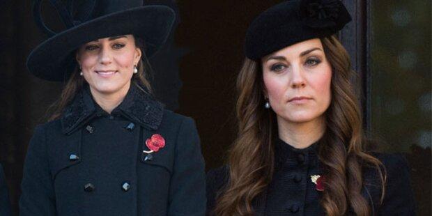 Kate: Erschöpft von ihren Mama-Pflichten