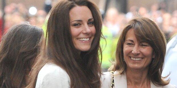 Kate: Mama Carole soll mit nach Australien