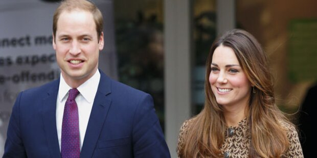 Kate & William kaufen Luxus-Bentley