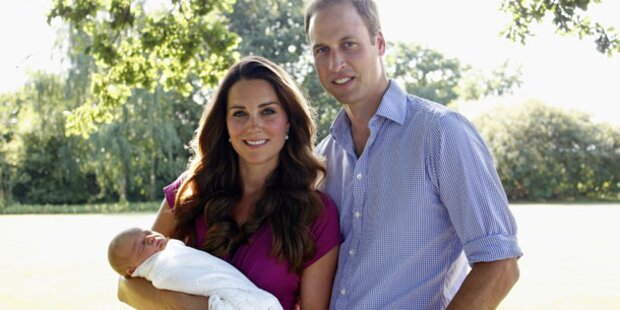 Kate & Will: Alles über Georges neue Nanny