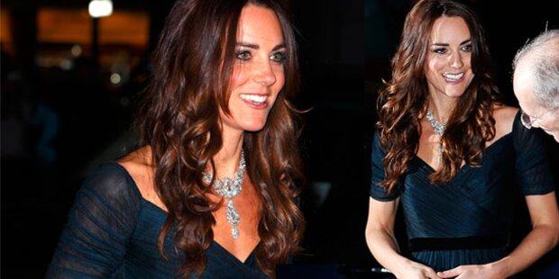 Kate darf Queen-Juwelen in Australien tragen