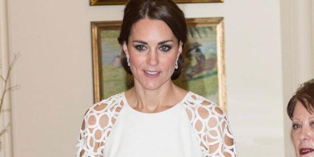 Herzogin Kate: Süchtig nach Online-Shopping