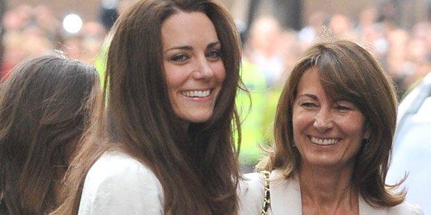 Kate: Böse Vorwürfe gegen ihre Mutter