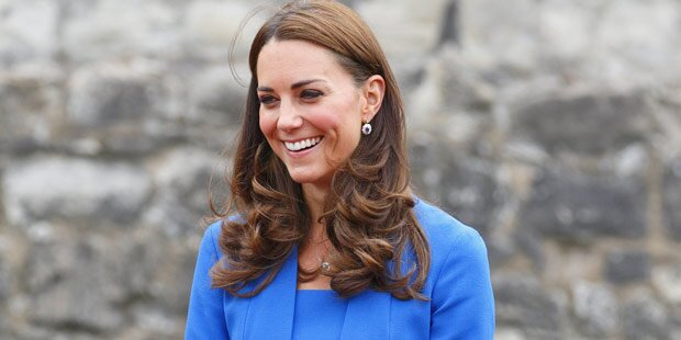 Herzogin Kate bald wieder im Dienst