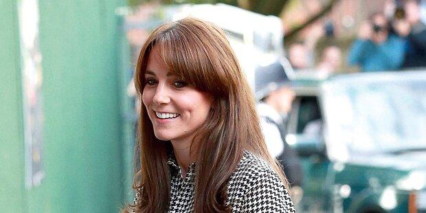 Kate: So dünn wegen Ehekrise?