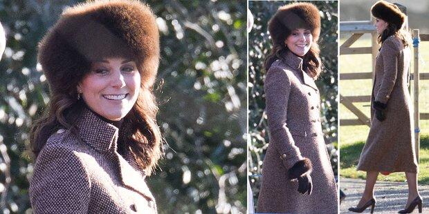 Herzogin Kate: Skandal um dieses Outfit