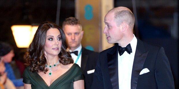 Kate & William: Ehekrise bei den Royals?