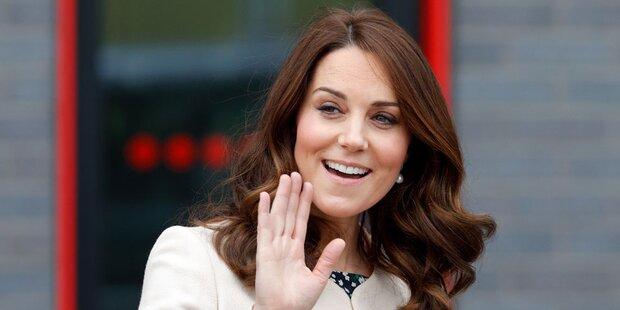 Kate: Das Baby ist da!