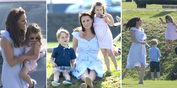 Kate und ihre Kids: Spielen, toben & bestechen...