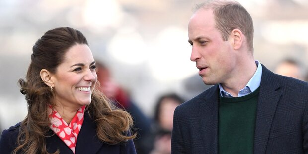 Kate und Will: Historische Reise